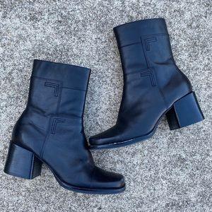 Bratz Square-Toed Boots